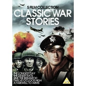 Classic War Stories - 5 Film Collection DVD