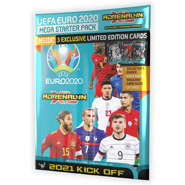UEFA Euro 2021 Kick-Off Adrenalyn XL Starter Pack