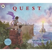 Quest by Aaron Becker (Paperback, 2015)