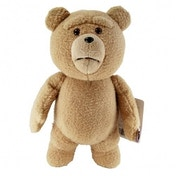 Ted 16-Inch R-Rated Talking Plush Teddy Bear With Moving Mouth