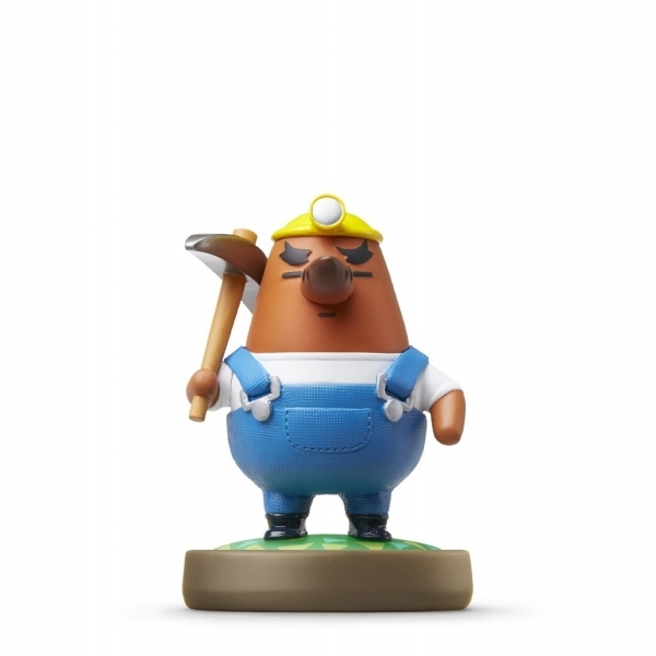 Resetti Amiibo (Animal Crossing) for Nintendo Wii U & 3DS - Image 1