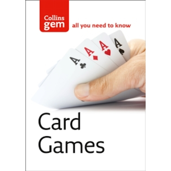 Card Games (Collins Gem) by HarperCollins Publishers (Paperback, 2004)