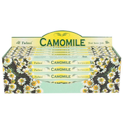 Pack of 25 Tulasi Camomile Incense Sticks