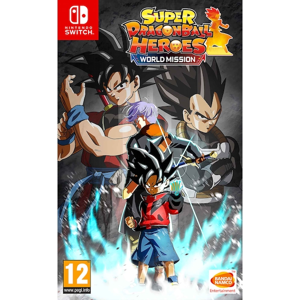 Super Dragon Ball Heroes World Mission Nintendo Switch Game