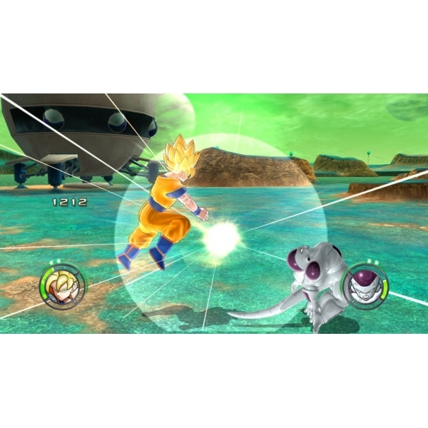 Dragon Ball Z Raging Blast 2 II Xbox 360 - Image 3