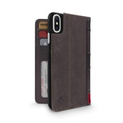 Twelve South BookBook for iPhone X / Xs Brown