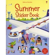 Summer Sticker Book by Stella Baggott (Paperback, 2008)