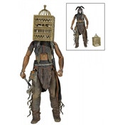 Lone Ranger Action Figures Series 2 - Tonto with Bird Cage