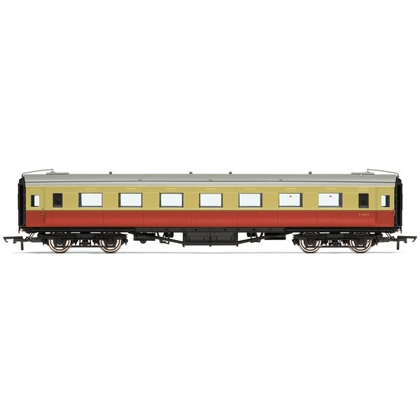 Hornby BR Maunsell Open Second S1346S Era 4 Model Train
