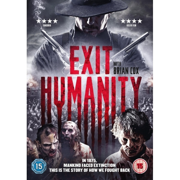Exit Humanity DVD