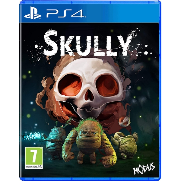 Skully PS4 Game