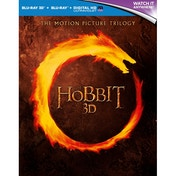 The Hobbit Trilogy 3D Blu-ray