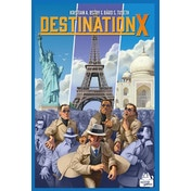 Destination X Card Game