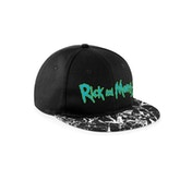 Rick And Morty - Logo Mineral Wash Snapback