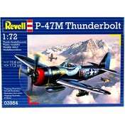 P-47 M Thunderbolt 1:72 Revell Model Kit
