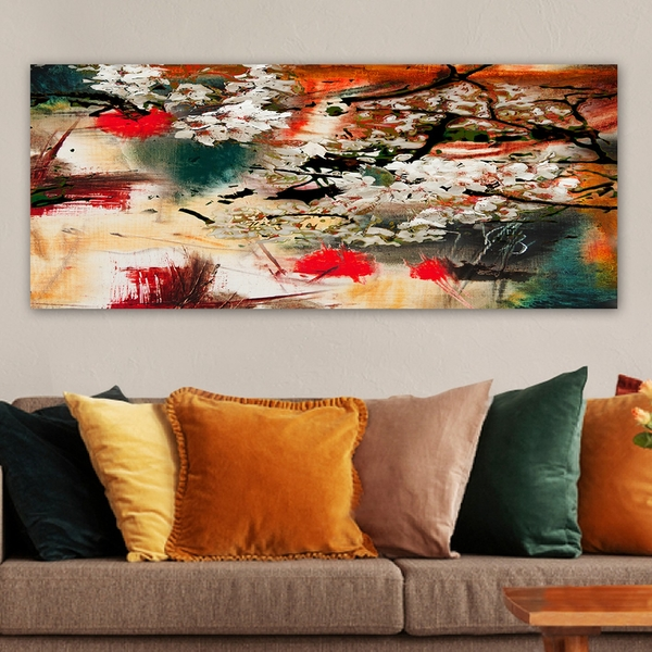 YTY188401850_50120 Multicolor Decorative Canvas Painting