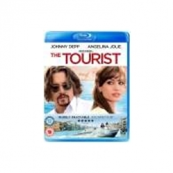 The Tourist Blu-ray