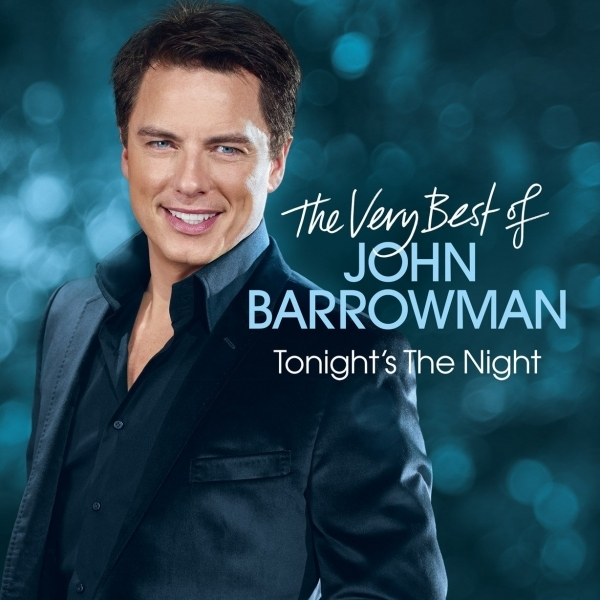 John Barrowman - Tonight's The Night CD