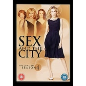 Sex And The City Season 4 DVD