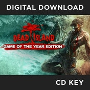 Dead Island GOTY Game PC CD Key Download for Steam
