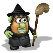 Wizard of Oz Wicked Witch Mrs. Potato Head