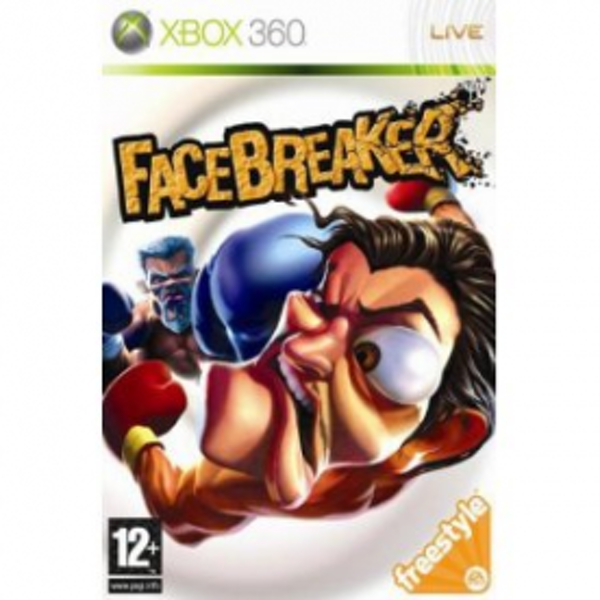 FaceBreaker Game Xbox 360