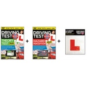 Driving Test Theory Test & Hazard Perception DVD + L Plates 2013
