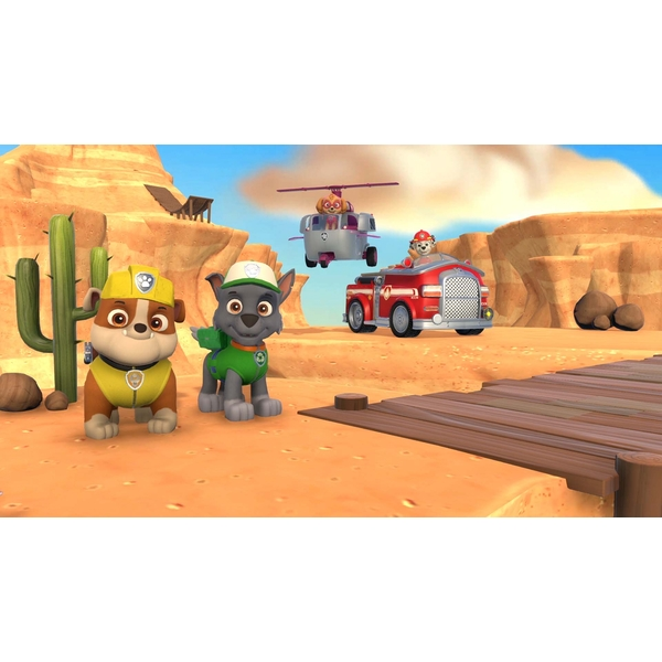 PAW Patrol On a Roll 3DS Game - Image 3