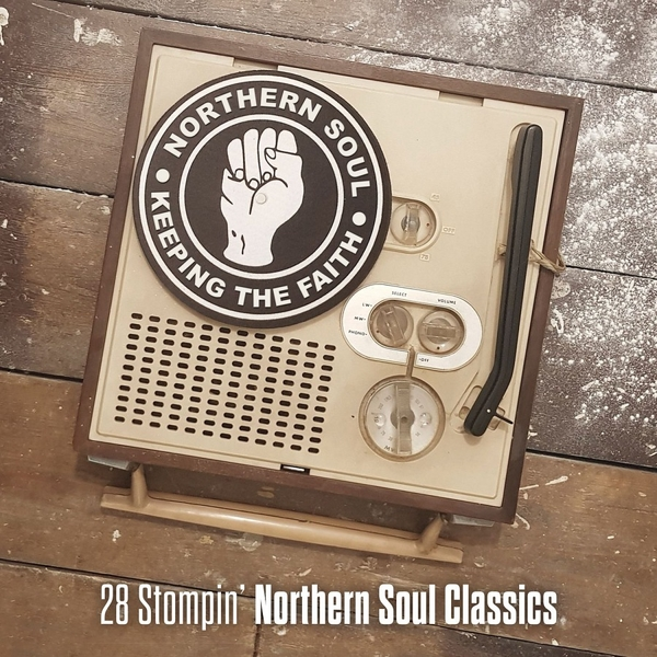 Various - Keeping The Faith (28 Stompin' Northern Soul Classics) Limited Edition Gold