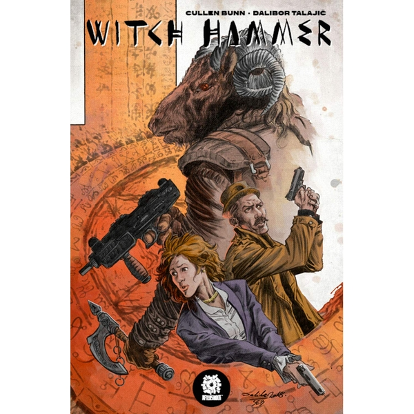 Witch Hammer Hardcover