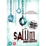Saw 3 Director's Cut DVD