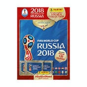 FIFA World Cup 2018 Sticker Collection Starter Pack