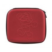 Official Nintendo Licensed 2DS Mario Zip Case Red