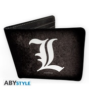Death Note - L Symbol Wallet