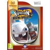 Rayman Raving Rabbids 2 Game (Selects) Wii