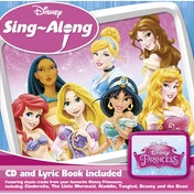 Disney - Princess Sing Along CD