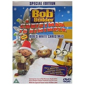 Bob The Builder - A Christmas To Remember DVD