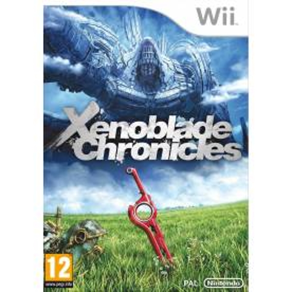 Xenoblade Chronicles Solus Game Wii