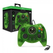 Ex-Display Hyperkin Duke Controller (Transparent Green) for Xbox One Windows 10 Used - Like New