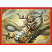 Ultra Pro Magic The Gathering Global Series: Ancestor Dragon Deck Protectors (100 Sleeves)