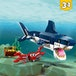 LEGO Creator 3 in 1 - Deep Sea Creatures (31088) [Damaged Packaging] - Image 3