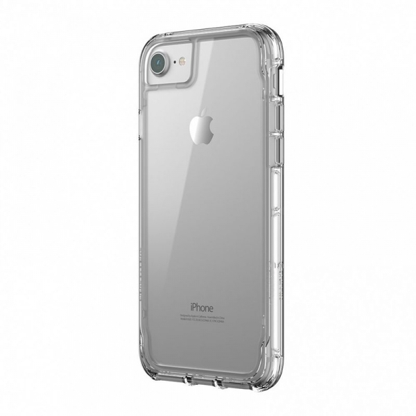 Griffin TA43828 Survivor Clear Case for iPhone8, 7, 6 Clear