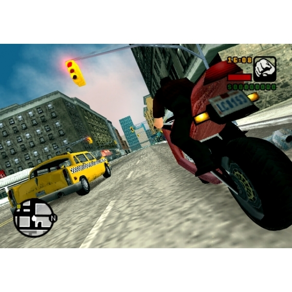 Grand Theft Auto GTA Liberty City Stories Game PS2 - Image 4