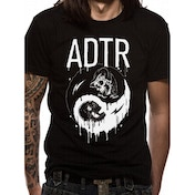 A Day To Remember - Yin Yang Men's Medium T-Shirt - Black