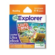LeapFrog LeapPad Ultra Ebook Learn To Read Collection Adventure Stories
