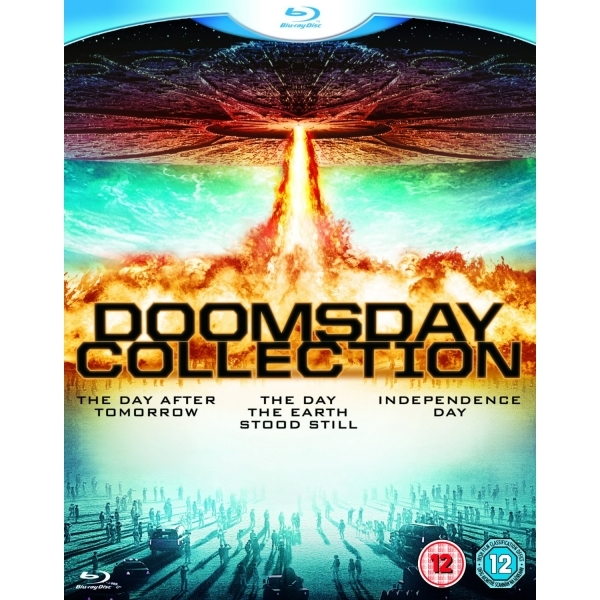 Doomsday Collection Blu-ray