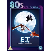 E.T. the Extra Tererstrial - 80s Collection DVD