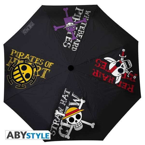 One Piece - Pirates Emblems Umbrella