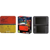 New 3DS XL Metroid Samus Edition Console