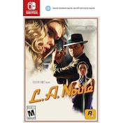 L.A.Noire Nintendo Switch Game (#)